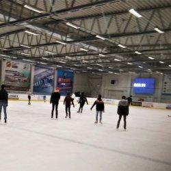 Pondelkové korčuľovanie