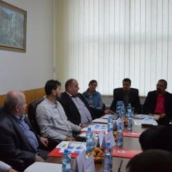 Zasadnutie Rady školy pri SPŠE Prešov