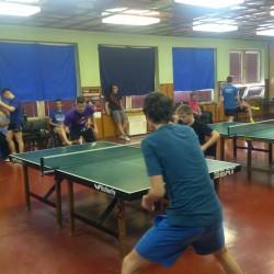 Krajské kolo v stolnom tenise