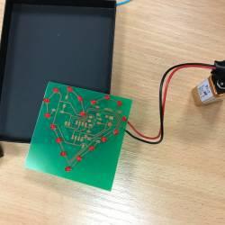 Junior akadémia – kurz elektroniky