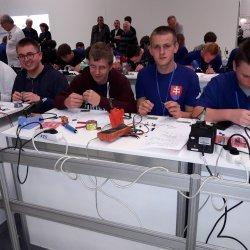Súťaž mladých elektronikov