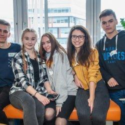Študenti SPŠE-PO na Microsoft Student Day