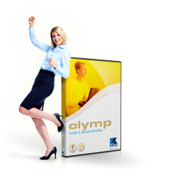 Certifikácia Olymp – Mzdy a personalistika
