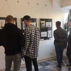 Návšteva Šarišskej galérie